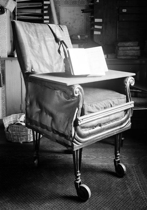 Carls Darvinova kancelarijska stolica