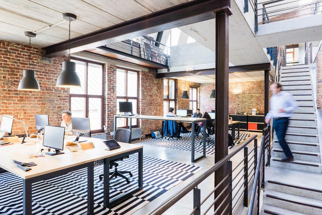 Prirodno osvetljenje u kancelariji je vazno