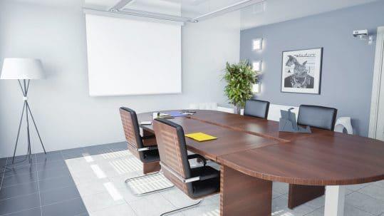 izgled moderne kancelarije